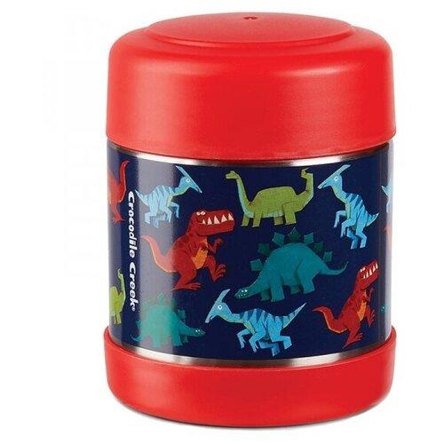 Термос для еды Crocodile Creek «Динозавр», 0,3 мл