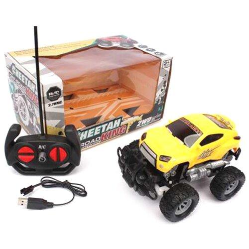 Купить Машина р/у Наша Игрушка 4 канала, свет, аккумулятор, USB шнур (221-A3), Наша игрушка, Радиоуправляемые игрушки