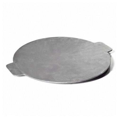 Чугунная сковорода Садж для гриля ЛИТТЕХ Азербайджанский, Ø 40 см и глубина 1 см