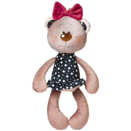 Мягкая игрушка Левеня Медведь Викки 40 см