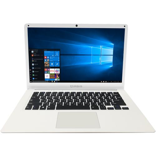 "Ноутбук Irbis NB246 (Intel Celeron N3350 1100MHz/141""/1920х1080/4GB/64GB eMMC/Intel HD Graphics 500/Windows 10 Home) белый"