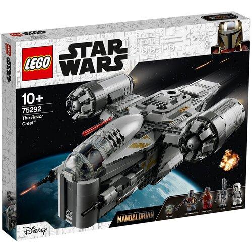 Фото - Конструктор LEGO Star Wars 75292 Лезвие бритвы lego star wars книга идей