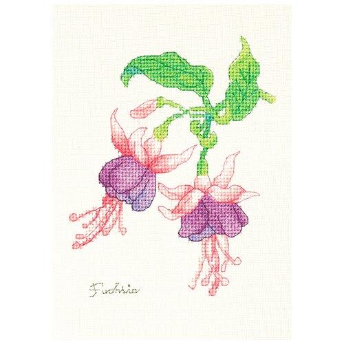 Купить Набор для вышивания Фуксия XIU Crafts 2801704, Наборы для вышивания