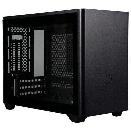 Компьютерный корпус Cooler Master MasterBox NR200P (MCB-NR200P-KGNN-S00) w/o PSU Black компьютерный корпус cooler master masterbox k501l rgb mcb k501l kgnn sr1 w o psu black