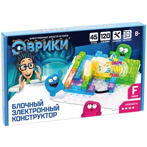Конструктор ЭВРИКИ 3584370 FM-радио