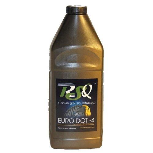 Тормозная жидкость RSQ-Professional EURO DOT- 4 0.91 л