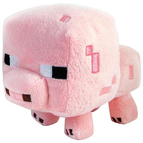 Купить Мягкая игрушка MOJANG Поросенок из Minecraft 16 см, Мягкие игрушки