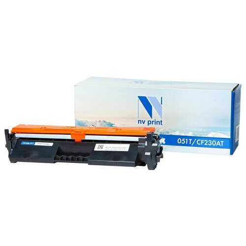 Фото - Картридж NV Print 051T/CF230AT для Canon, совместимый картридж nv print nv 054hm для canon совместимый