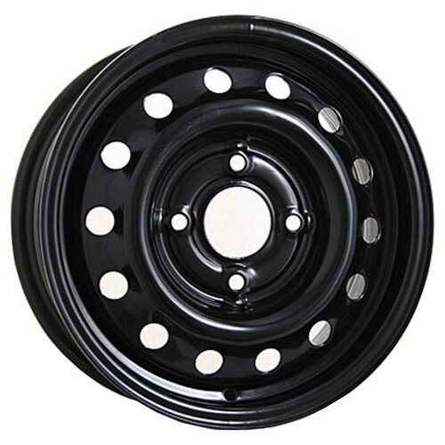Фото - Колесный диск Trebl X40923 6x15/4x100 D54.1 ET46 Black trebl lt2883d trebl 6x16 5x139 7 d108 6 et22 silver