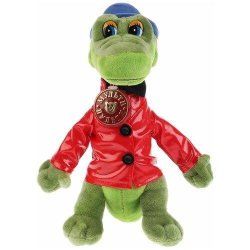 Купить Мягкая игрушка Мульти-Пульти Крокодил Гена без чипа 21 см, Мягкие игрушки