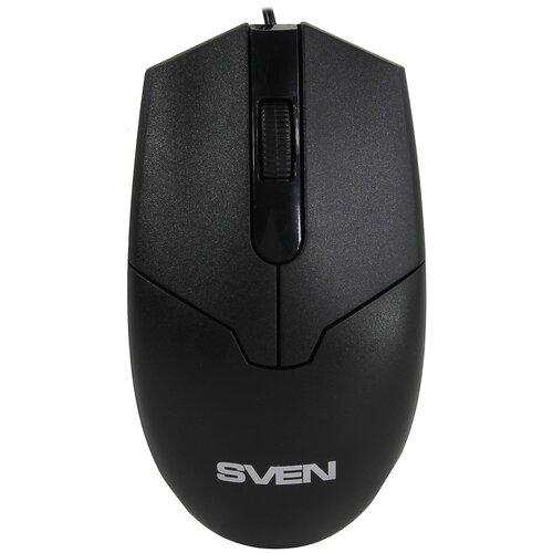 Мышь SVEN RX-30 черный