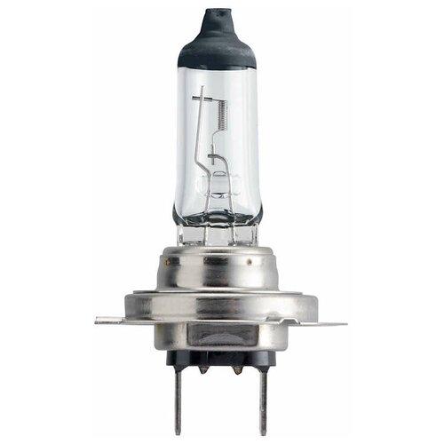 Лампа автомобильная галогенная Philips Vision +30% 12972PRB1 H7 12V 55W 1 шт. автомобильная лампа h7 55w white vision 2шт w5w 2шт philips
