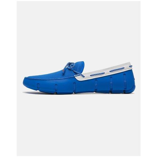 Мужские мокасины LACE LOAFER цвет BLITZ BLUE/WHITE SPARKLE размер 44 мужские мокасины