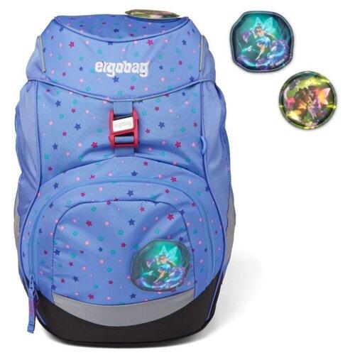 Купить Рюкзак школьный ergobag prime AdoraBearl (Адора), рост 100-150 см, c системой разгрузки спины Your-Size-System, Рюкзаки, ранцы