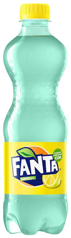 Газированный напиток Fanta Цитрус — купить по выгодной цене на Яндекс.Маркете