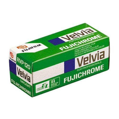 Фотопленка Fujifilm chrome VELVIA 50 EP 120