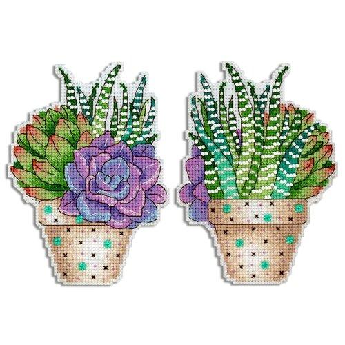 Купить Набор для вышивания крестиком Жар-птица Цветное настроение , 9*13 см, Наборы для вышивания
