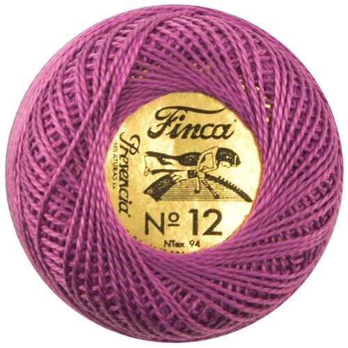 Купить Мулине Finca Perle(Жемчужное), №12, однотонный цвет 2615 53 метра 00008/12/2615, Мулине и нитки для вышивания
