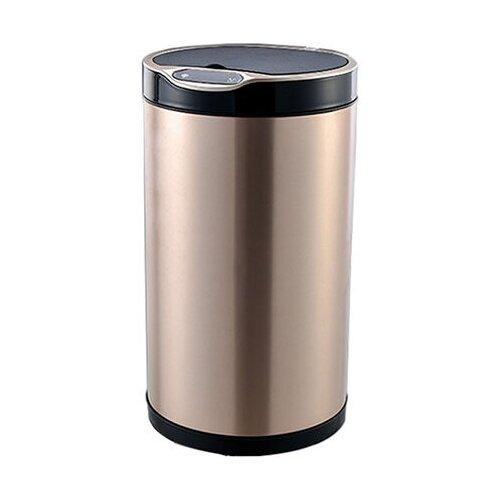 Ведро для мусора сенсорное, круглое, внутр ведро, Foodatlas JAH-9312, 12 л (сапфировый)