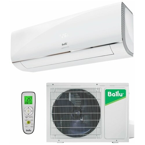 Настенная сплит-система Ballu BSAG-18HN1_17Y белый