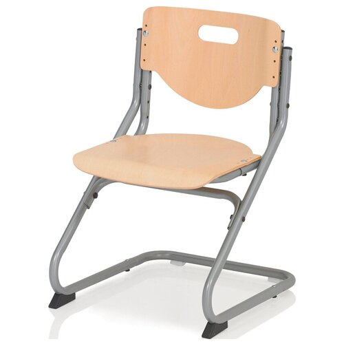 Фото - Стул KETTLER Chair Plus серебро/бук ящик kettler w40106 белый серый