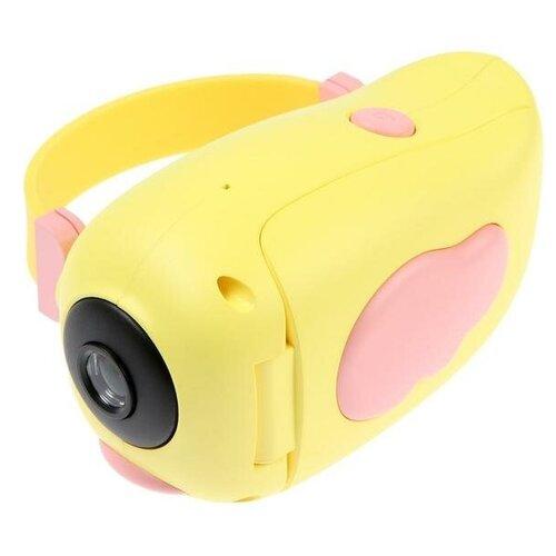 Фото - Фотоаппарат Сима-ленд Kids Camera Wings Птичка желтый автобус сима ленд 1011448 25 см желтый