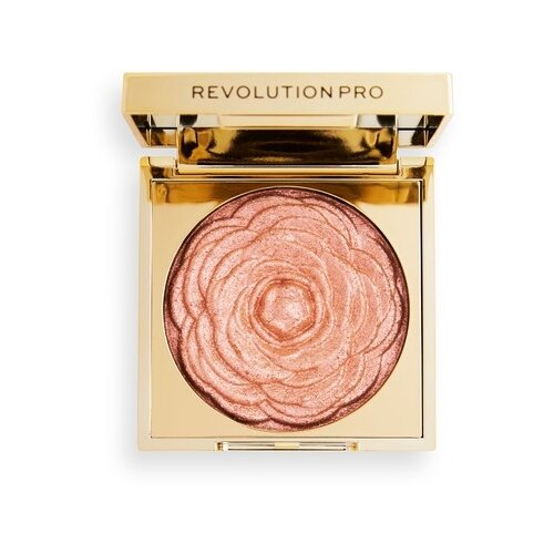 REVOLUTION Хайлайтер Lustre Highlighter rose gold