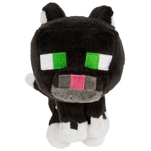 Мягкая игрушка Jinx Minecraft Tuxedo cat 20 см