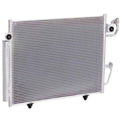 Радиатор кондиционера Pajero IV (06-) LUZAR