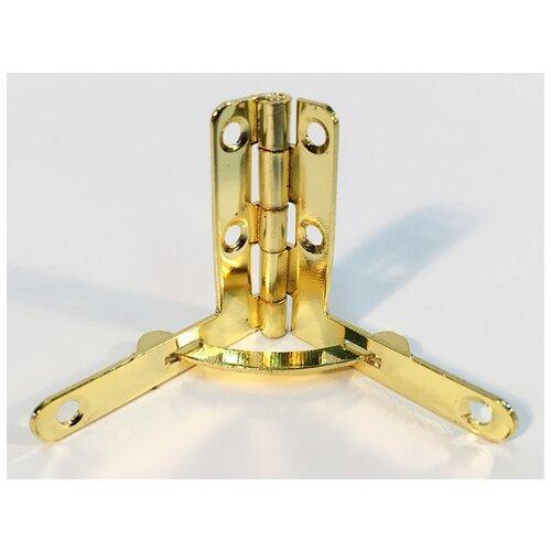 Петли для фоторамок врезные HEMLINE 2 шт ( 11.103.GD )
