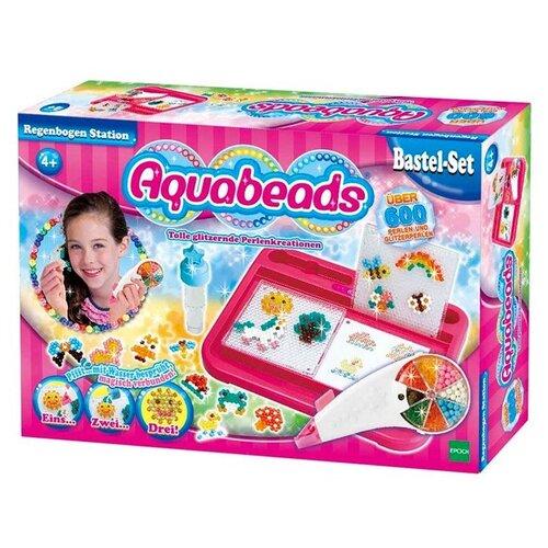 Aquabeads Набор для творчества Студия с радужной ручкой 30618