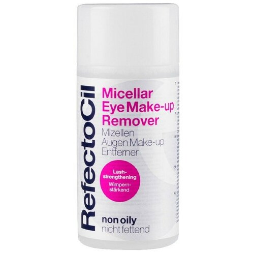 Купить RefectoCil средство для снятия макияжа с глаз Micellar Eye Make-up Remover, 150 мл