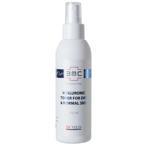 Купить Bio Medical Care Тоник-спрей Hyaluronic for dry & normal skin, 150 мл