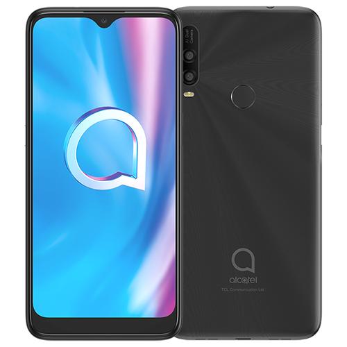 Смартфон Alcatel 1SE light 4087U, черный