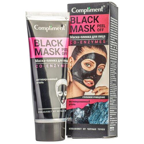 Фото - BLACK MASK Маска-пленка для лица CO-ENZYMES, 80мл compliment маска пленка no