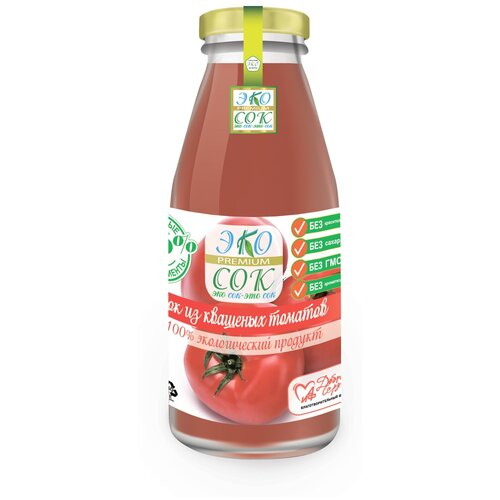 Сок из квашеного томата 0,2 л 1шт