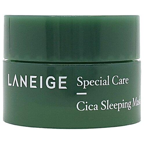 Laneige Ночная восстанавливающая маска Cica Sleeping Mask, 10 мл недорого