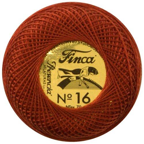Купить Мулине Finca Perle(Жемчужное), №16, однотонный цвет 1996 71 метр 00008/16/1996, Мулине и нитки для вышивания