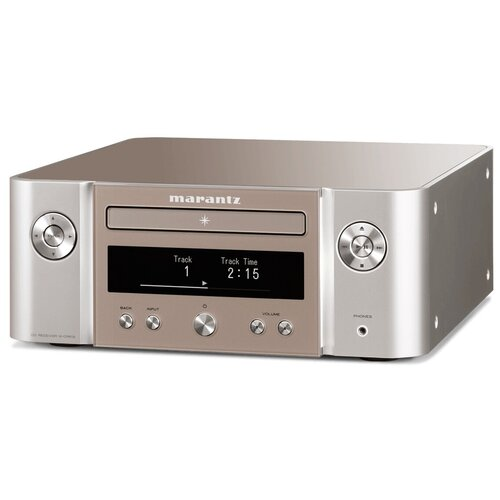 Фото - Сетевой аудиоплеер Marantz M-CR 612, silver-gold сетевой аудиоплеер audiolab 6000n play silver