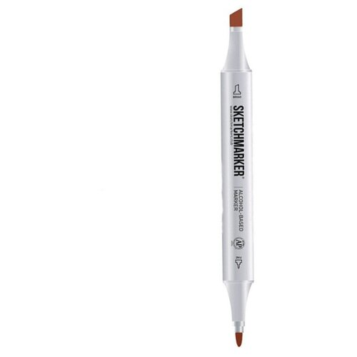 Фото - SketchMarker Маркер на спиртовой основе O50 fox sketchmarker маркер на спиртовой основе r114 peach