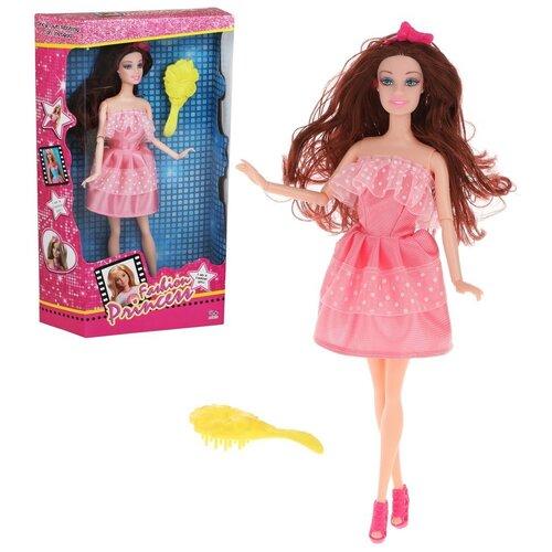 Купить Кукла Наша Игрушка Модница , 30 см, 2 предмета, коробка (ZQ30325-30), Наша игрушка, Куклы и пупсы