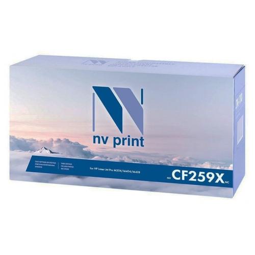Фото - Картридж NV Print CF259X, совместимый картридж nv print nv w2070a совместимый