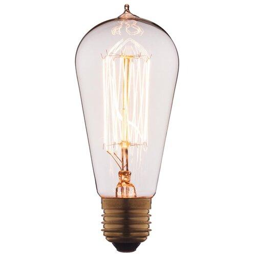 Лампочка накаливания Loft it Edison Bulb 6440-SC E27 40W