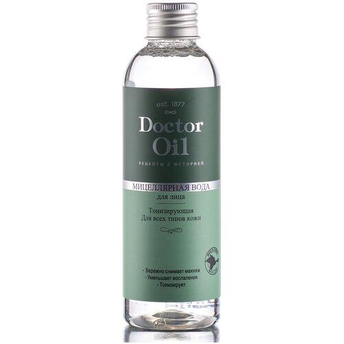 Doctor Oil мицеллярная вода для лица Тонизирующая, 200 мл