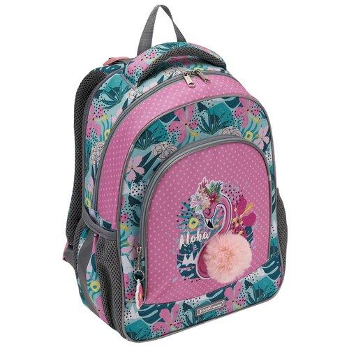 Фото - Ученический рюкзак ErichKrause® ErgoLine® 15L Rose Flamingo ученический ранец erichkrause ergoline 15l drift king