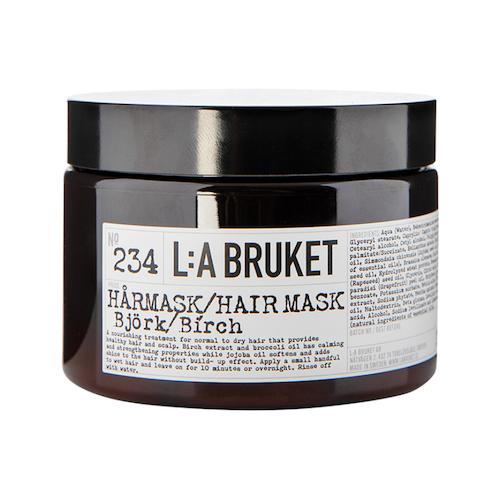 Маска для волос L:a Bruket 234 Береза, 350 гр