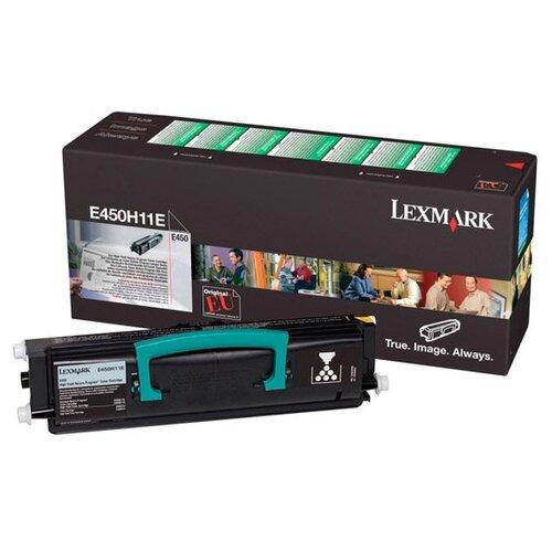 Фото - Картридж Lexmark E450H11E картридж lexmark x950x2kg