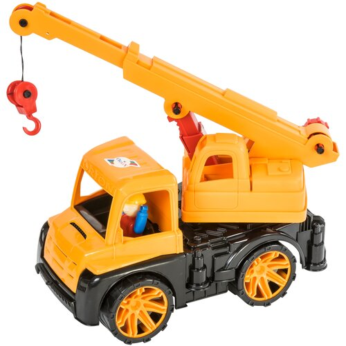 Автокран Orion Toys М4 (256), оранжевый