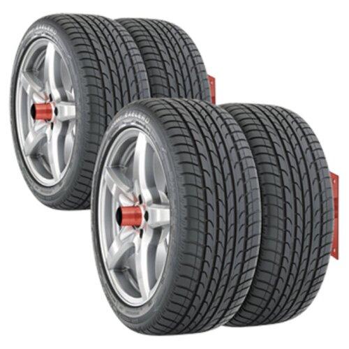 Кронштейны для хранения колес (2 шт.)