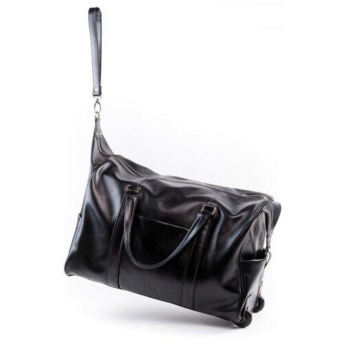 Дорожная сумка на колесах Versado 205 black